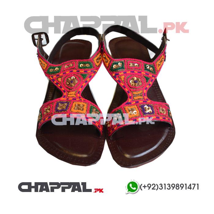 ladies peshawari chappal online